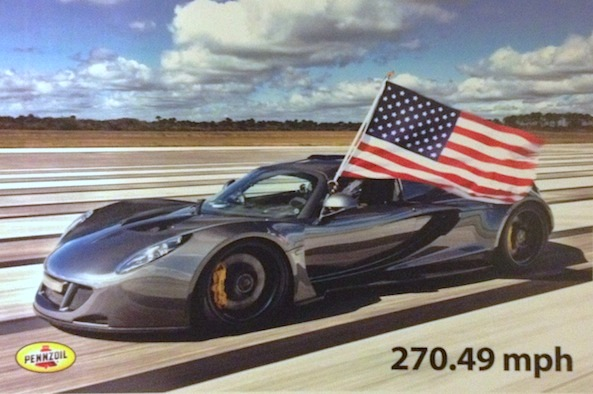 hennessey venom gt is world s fastest car at mph cultivated influence. Black Bedroom Furniture Sets. Home Design Ideas