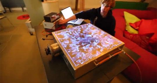 pyro-music-board