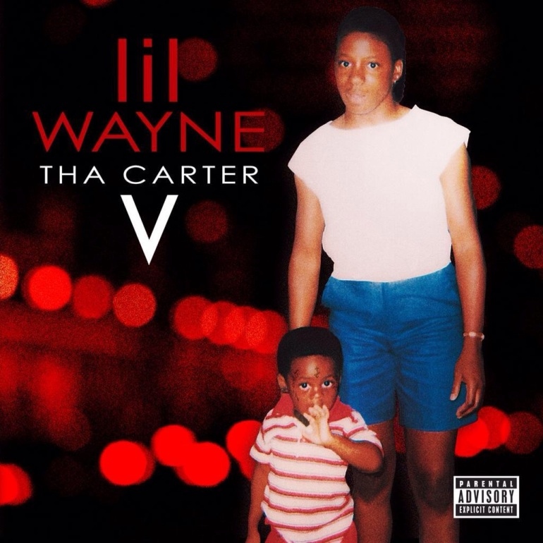 Lil Wayne Tha Carter V album artwork